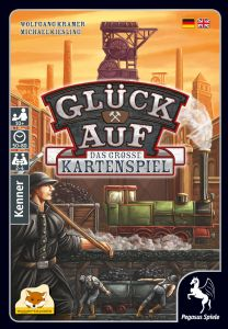 Gluck Auf - The Card Game